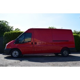 2013 Ford Transit T300 FWD 2.2 125ps LWB High Roof Panel Van