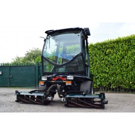 2010 Hayter LT324 Triple Cylinder Mower With Cab