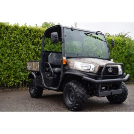 2016 Kubota RTV X900 Diesel Utility Task Vehicle With Cab