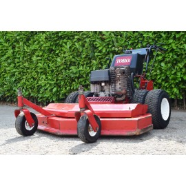"2009 Toro Commercial Pedestrian 48"" Commercial Walk Behind Zero Turn Rotary Mower"