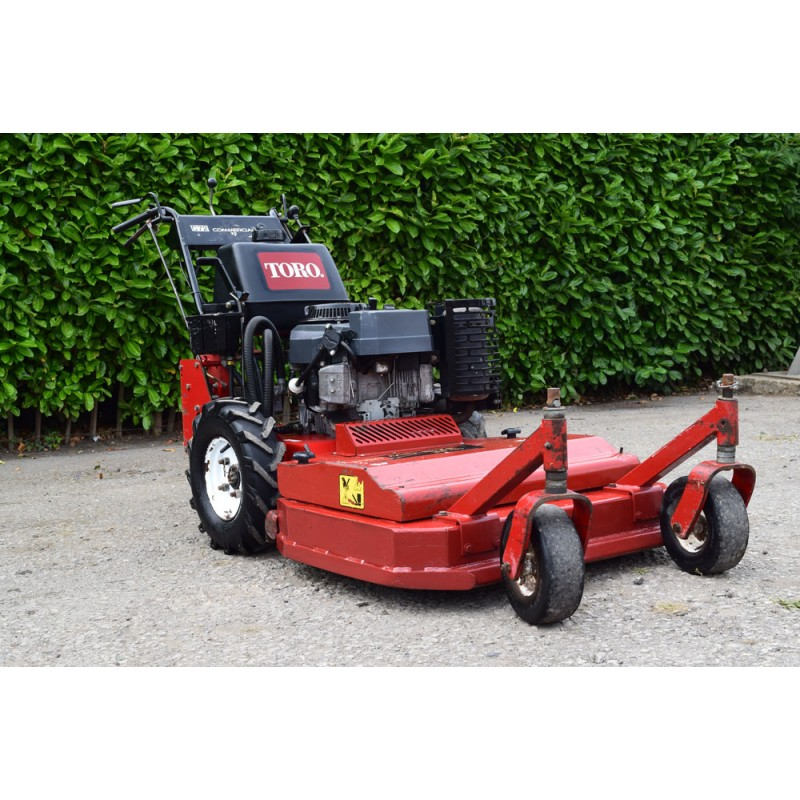 Sold Used Toro Commercial Pedestrian 32