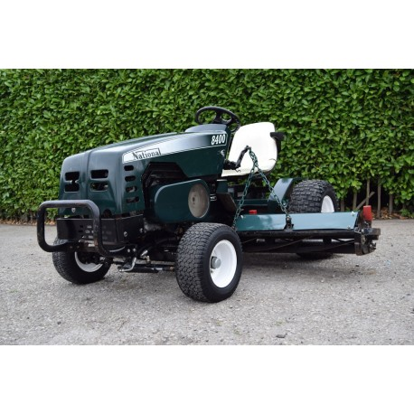 2005 Allen National 8400 Triple Ride On Cylinder Mower