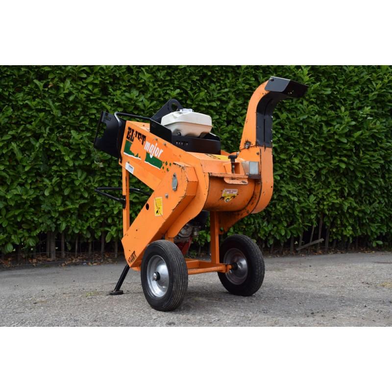 Used 2013 Eliet Major Garden Shredder For Sale