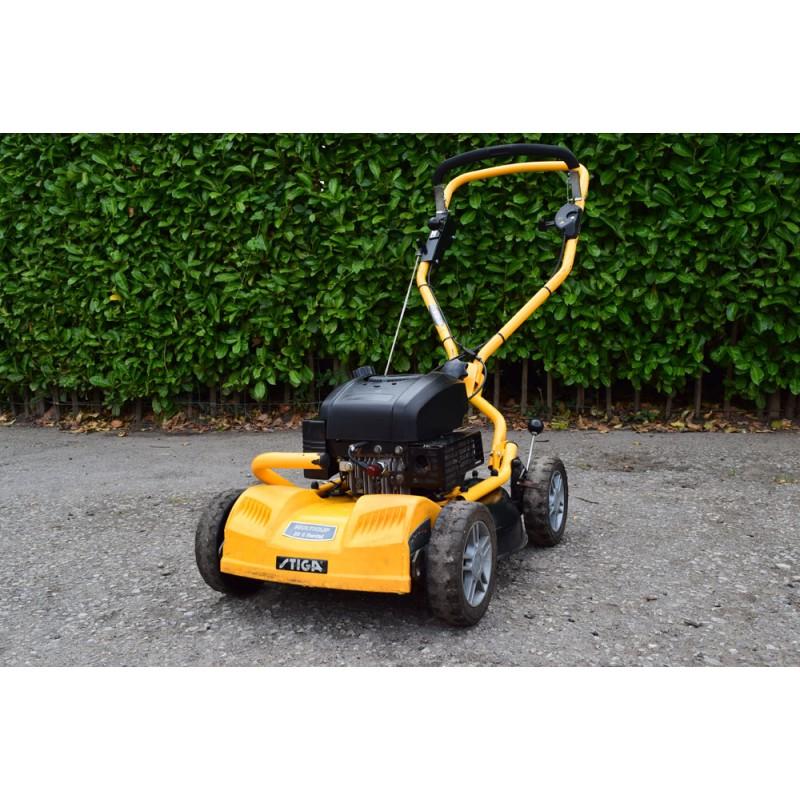 Fantastisk Sold Used 2008 Stiga Multiclip 50 S Rental 19