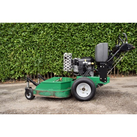 "2011 Ransomes Pedestrian 36"" Commercial Walk Behind Zero Turn Rotary Mower"