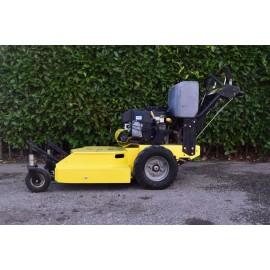 "2013 Great Dane Pedestrian 32"" Commercial Walk Behind Zero Turn Rotary Mower"