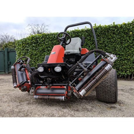 2007 Ransomes Jacobsen LF3800 4WD Cylinder Mower