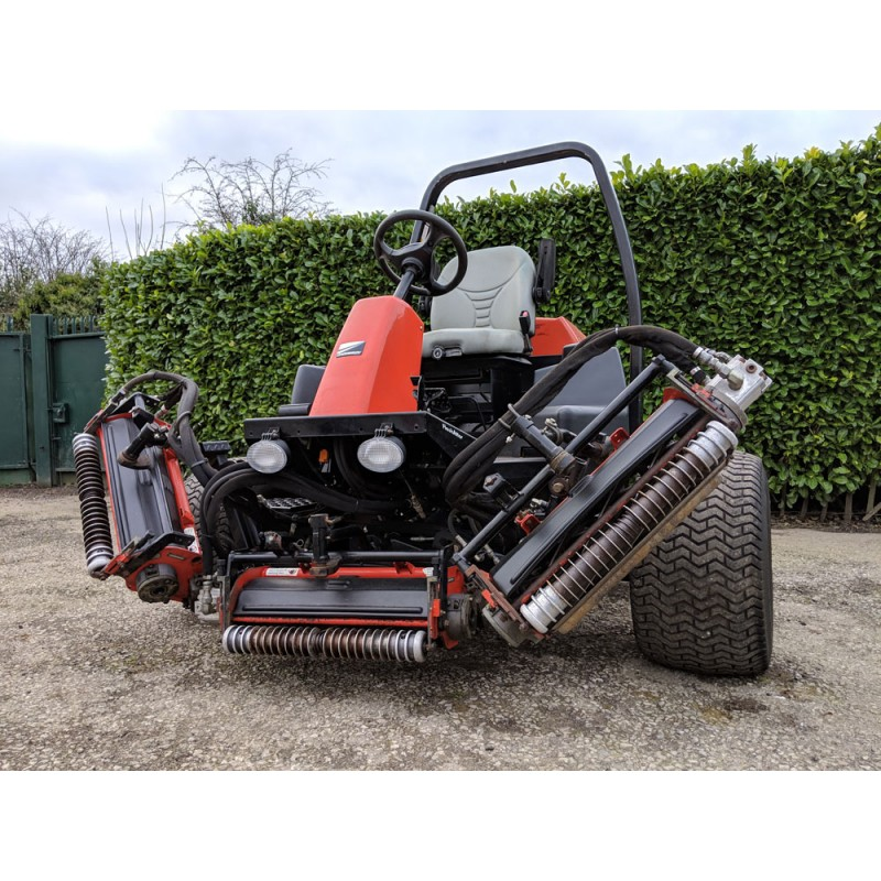 Used 2007 Ransomes Jacobsen Lf3800 4wd 100 Quot Cut 9 Blade