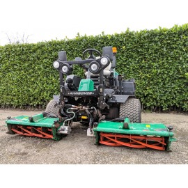 2012 Ransomes Parkway 3 4WD Cylinder Mower