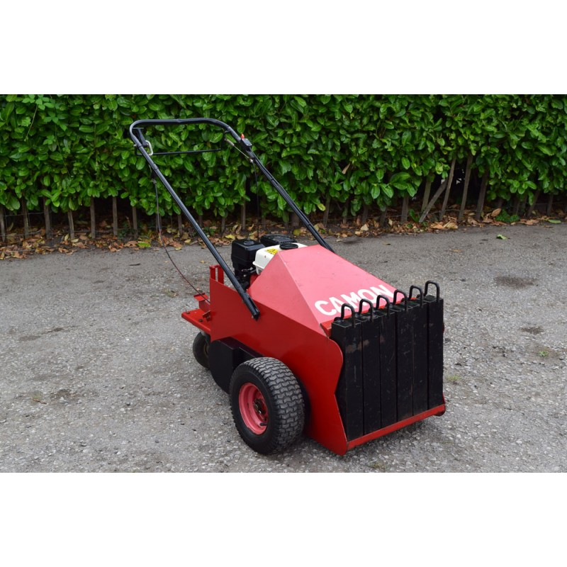 Lawn Aerator For Sale >> Used Camon La16 Lawn Aerator For Sale