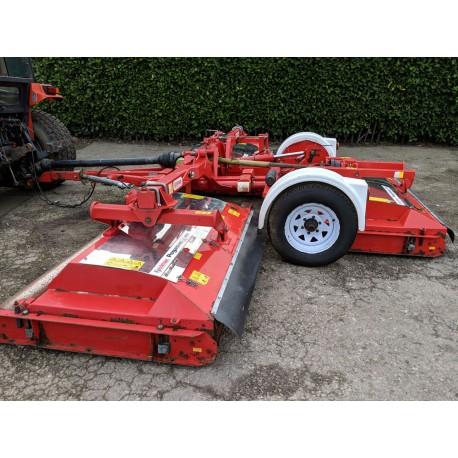 2012 Trimax Pegasus S3 G3 493 Wide Area Mower