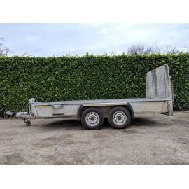 Bateson 1264 General Purpose Twin Axle 2600kg Trailer