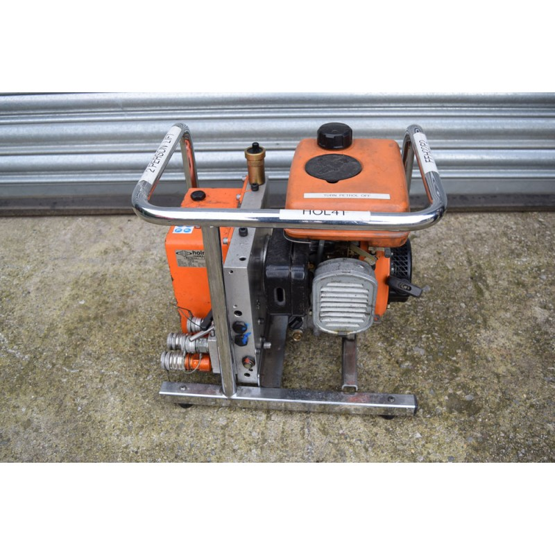Used Holmatro Vehicle Rescue Tools Set 2 For Sale
