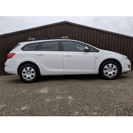 2012 Vauxhall Astra Estate Exclusive 1.7 CDTI ECOFlex