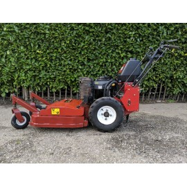 "2010 Toro Commercial Pedestrian 32"" Commercial Walk Behind Zero Turn Rotary Mower"