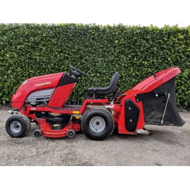 "Countax C600HE 44"" Rear Discharge Garden Tractor With PGC"