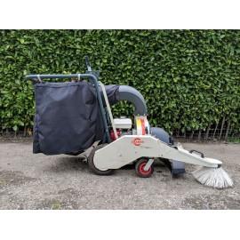 2011 Cramer LS 5000 H SW Walk Behind Vacuum Sweeper