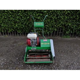2009 Dennis FT430 5 Blade Cylinder Mower