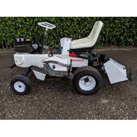 Allen National 68 Triple Ride On Cylinder Mower