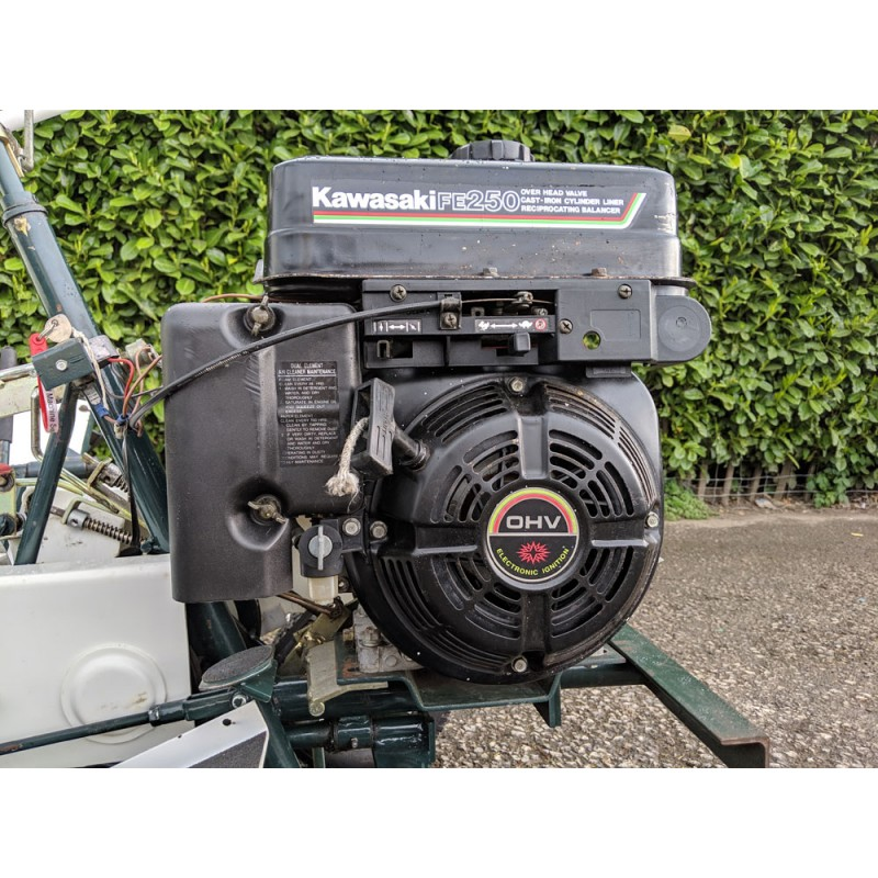 Used National 68 Quot 6 Blade Cylinder Mower For Sale