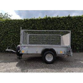 Ifor Williams P6E Single Axle Trailer G.V.W 750kg