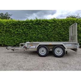 Indespension AD2000 8' x 4' Plant Trailer G.V.W 2700kg