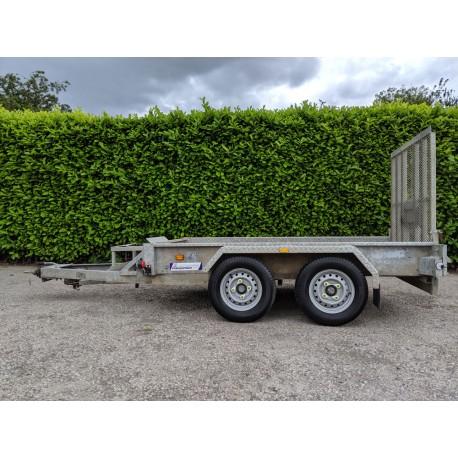 Indespension AD2000 8' x 4' Plant Trailer G.V.W 2700kg