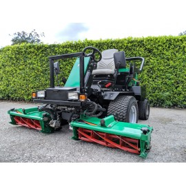 2011 Ransomes Parkway 2250 Plus Ride On Cylinder Mower
