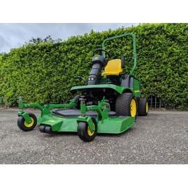 "2012 John Deere 1445 Series II 62"" Ride On Rotary Mower"
