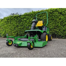"2012 John Deere 1445 Series II 62"" Ride On Rotary Mower"