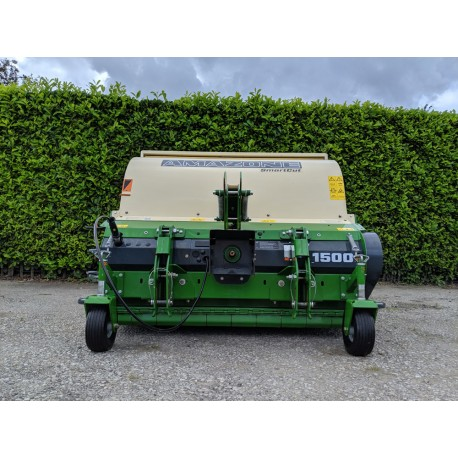 Amazone Groundkeeper Smart Cut GH1500 Tractor Mounted Flail Mower