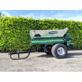 Turfco Wide Spin 1550 Spinner Spreader Top Dresser
