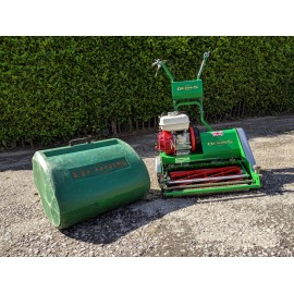 2009 Dennis FT510 9 Blade Cylinder Mower