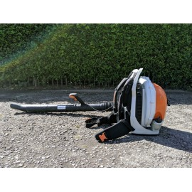 2016 STIHL Back Pack Blower BR 600