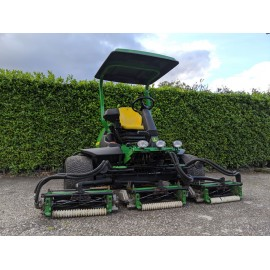 2008 John Deere 8700 Precision Cut Ride On Cylinder Mower