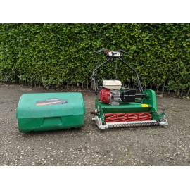 Ransomes Super Certes 61 Cylinder Mower With Verti Groomer
