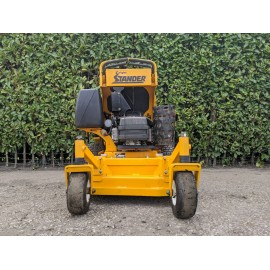 """2005 Wright Stander 36"""" Commercial Zero Turn Stand On Rotary Mower"""