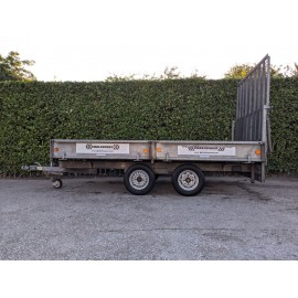 Indespension Twin Axle 2600kg 12 x 6 Trailer