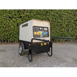 MHM MG 6000 ESSY 6.0 kVA Yanmar Extra Super Silent Diesel Generator with Wheel Kit