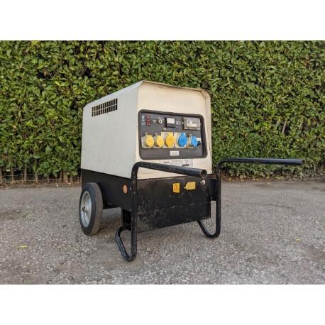 MHM MG 6000 ESSY 6.0 kVA Yanmar Extra Super Silent Diesel Generator with Wheel Kit