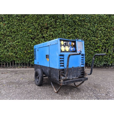 Stephill SSD10000 10.0 kVA Kubota Super Silent Diesel Generator with Wheel Kit
