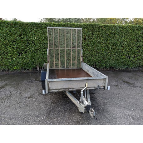Indespension Single Axle 1300kg 8 x 5 Trailer
