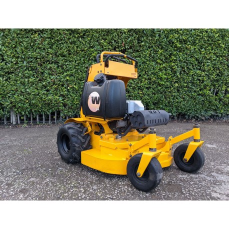 """2011 Wright Stander 32"""" Commercial Zero Turn Stand On Rotary Mower"""