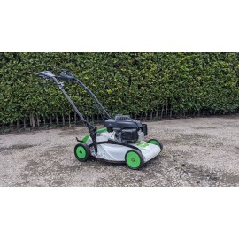 "2015 Etesia Pro 46 PHCT 18"" Self Propelled Rotary Lawn Mower"