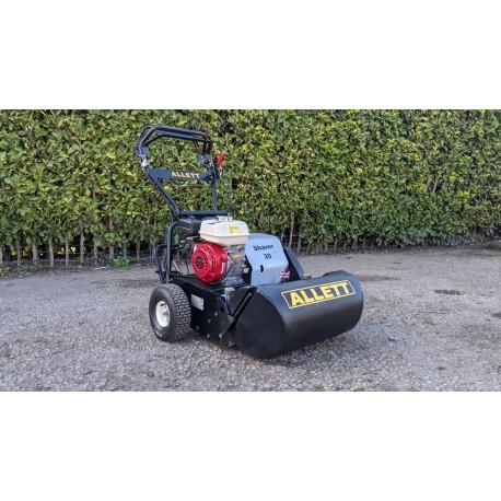 2014 Allett Shaver 20, 10 Blade Cylinder Mower With Transport Wheels