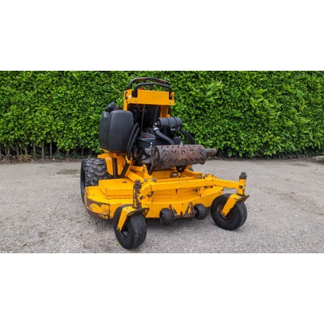 """2015 Wright Stander 48"""" Commercial Zero Turn Stand On Rotary Mower"""
