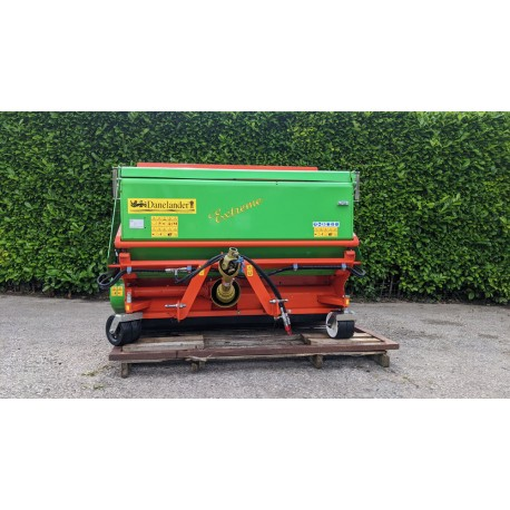 Danelander Combi Collector Tractor Mounted Flail Mower