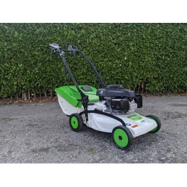 """2019 Etesia Pro 46 PHCT 18"""" Self Propelled Rotary Lawn Mower"""