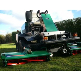 2008 Ransomes Highway 2130 4WD Cylinder Mower