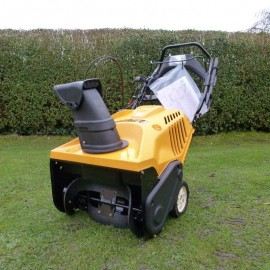 "Cub Cadet 221 LHP 21"" Electric Start Single Stage Snow Blower"